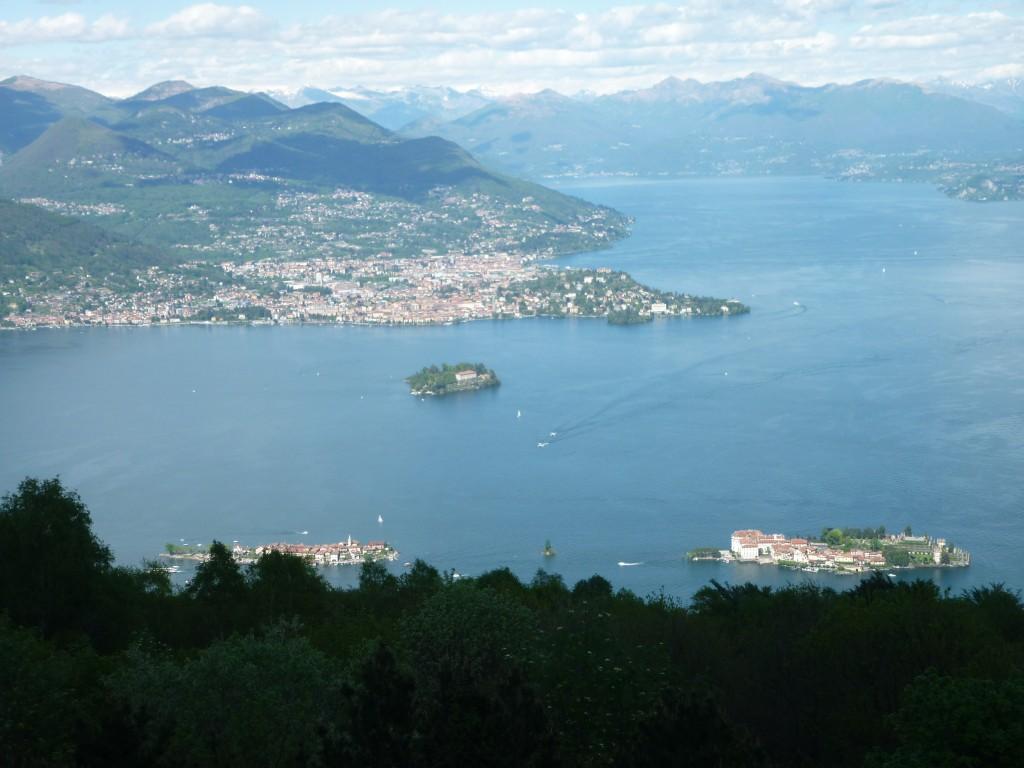 Il Lago e le sue isole